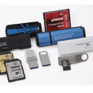 Внешние носители и USB приводы