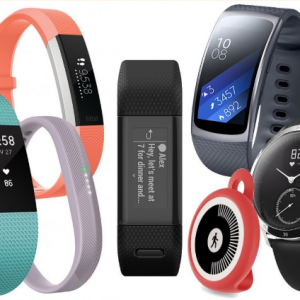Фитнес-браслеты и смарт-часы